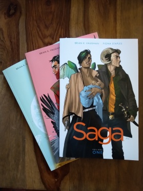 Saga Vol 1-3